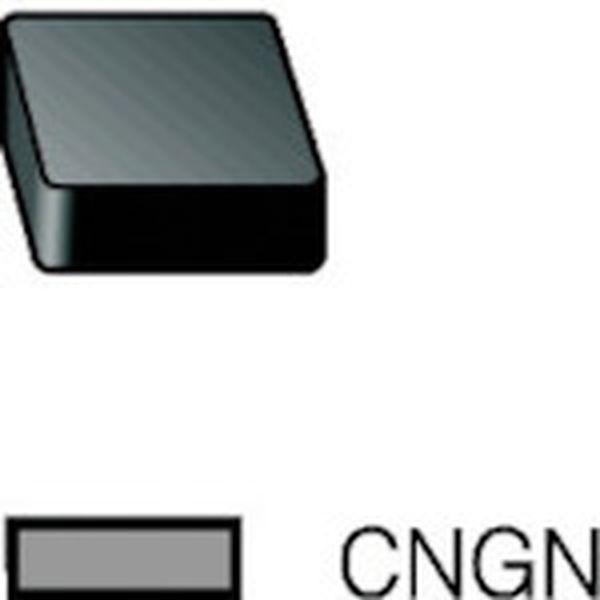 【メーカー在庫あり】 サンドビック(株) サンドビック T-Max P 旋削用セラミックネガ・チップ 670 10個入り CNGN 12 07 12T01020 HD