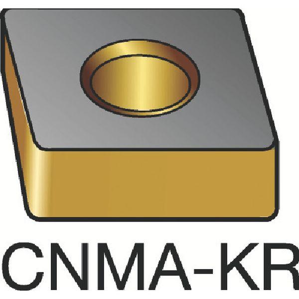 【メーカー在庫あり】 CNMA190616KR サンドビック(株) サンドビック T-Max P 旋削用ネガ・チップ 3215 10個入り CNMA 19 06 16-KR HD