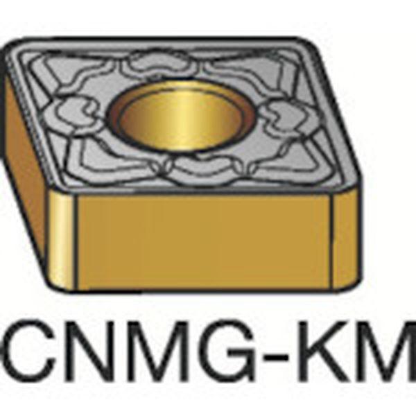 【メーカー在庫あり】 CNMG190612KM サンドビック(株) サンドビック T-Max P 旋削用ネガ・チップ 3210 10個入り CNMG 19 06 12-KM HD