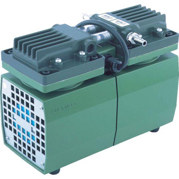 【メーカー在庫あり】 アルバック機工(株) ULVAC ダイアフラム型ドライ真空ポンプ 100V DA-40S HD