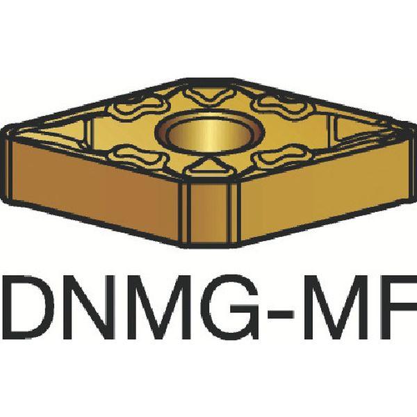 【メーカー在庫あり】 DNMG150608MF サンドビック(株) サンドビック T-Max P 旋削用ネガ・チップ 1105 10個入り DNMG 15 06 08-MF HD
