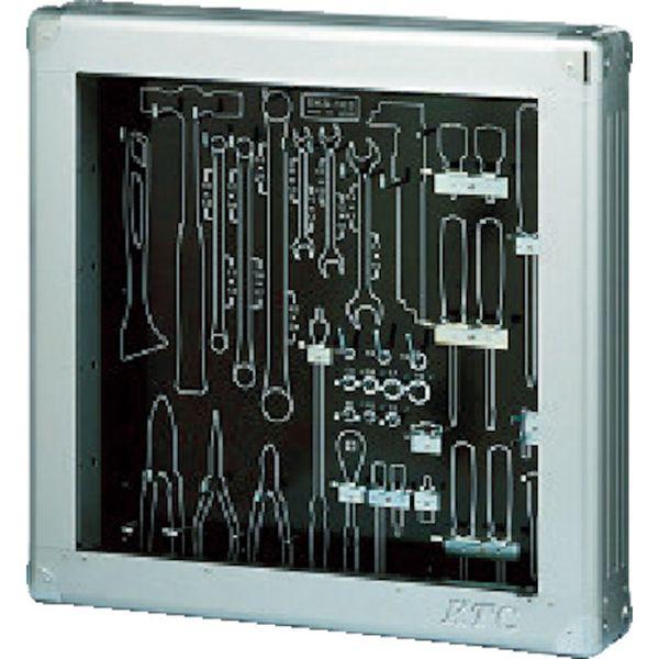 【メーカー在庫あり】 京都機械工具(株) KTC 薄型収納メタルケース EKS-103 HD