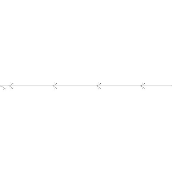 【メーカー在庫あり】 (株)長谷川製作所 HASEGAWA 分岐ケーブル ESYシリーズ 10階用 防水コネクターボディ ESY-2EW-10 HD