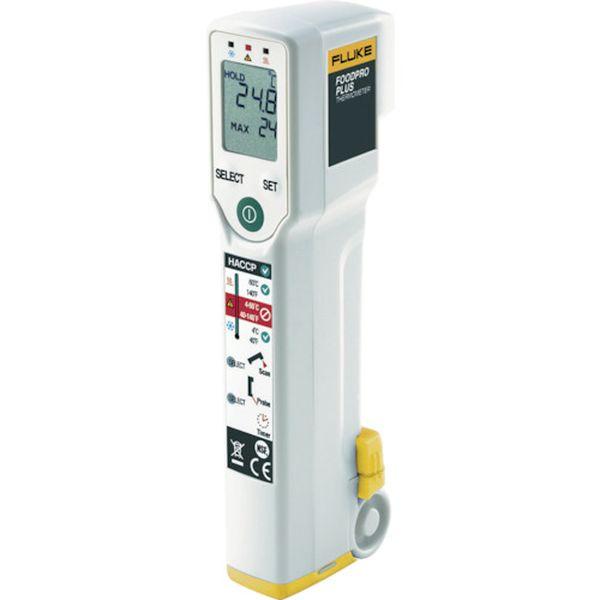 【メーカー在庫あり】 FPPLUS (株)TFF フルーク社 FLUKE 食品用放射温度計 FP PLUS HD店