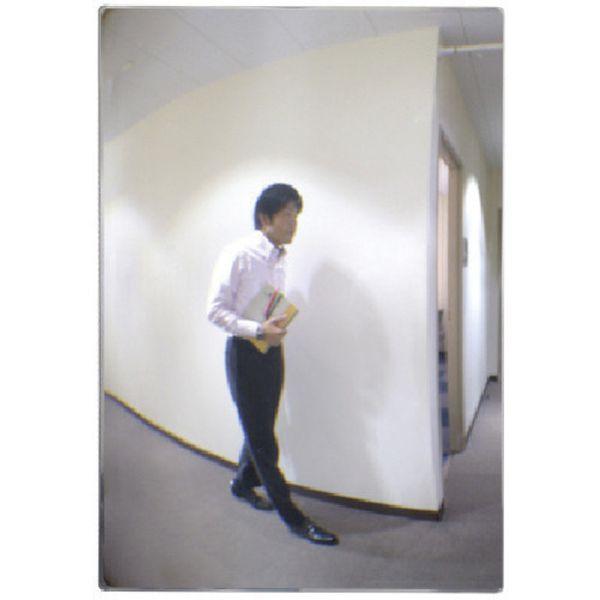 【メーカー在庫あり】 コミー(株) コミー FFミラー通路 片側用 230×330 FT23AM HD店