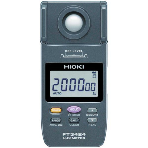 【メーカー在庫あり】 日置電機(株) HIOKI 照度計 FT3424 HD