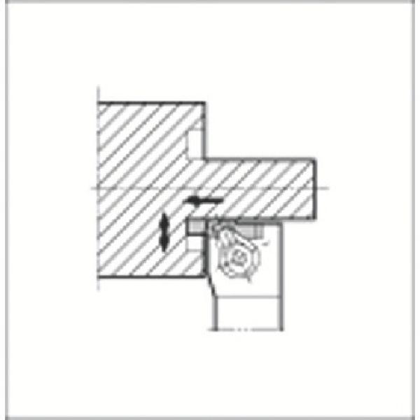 【メーカー在庫あり】 GFVTR2020K501B 京セラ(株) 京セラ 溝入れ用ホルダ GFVTR2020K-501B HD店