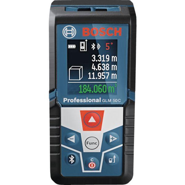 【メーカー在庫あり】 ボッシュ(株) ボッシュ データ転送レーザー距離計 GLM50C HD