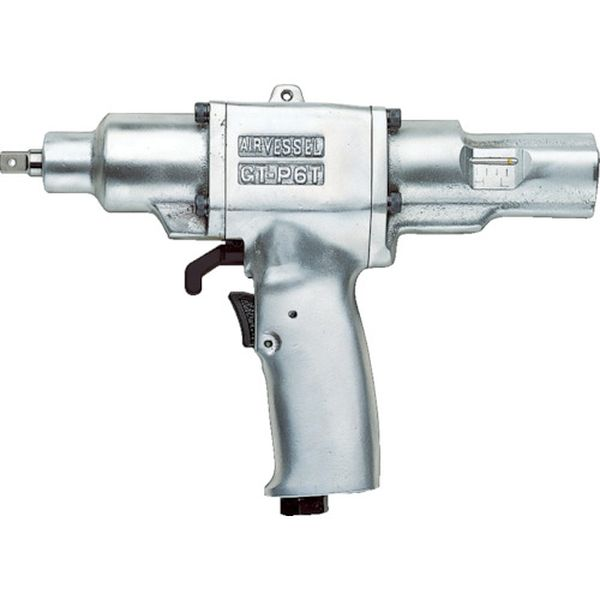 【メーカー在庫あり】 (株)ベッセル ベッセル トルクコントロール エアーインパクトレンチ GTP6T GT-P6T HD
