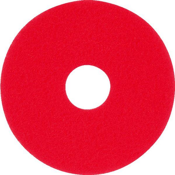 【メーカー在庫あり】 アマノ(株) アマノ フロアパッド17 赤 5枚入り HAL700800 HD