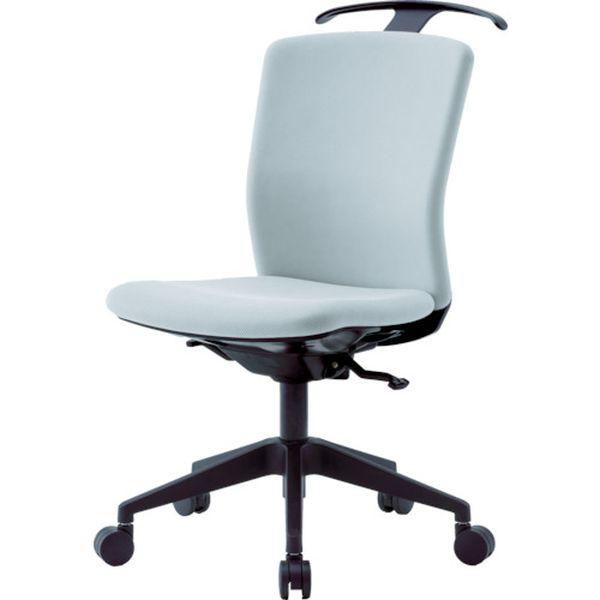 【メーカー在庫あり】 アイリスチトセ(株) アイリスチトセ ハンガー付回転椅子(シンクロロッキング) グレー HG-X-CKR-S46M0-F-GY HD