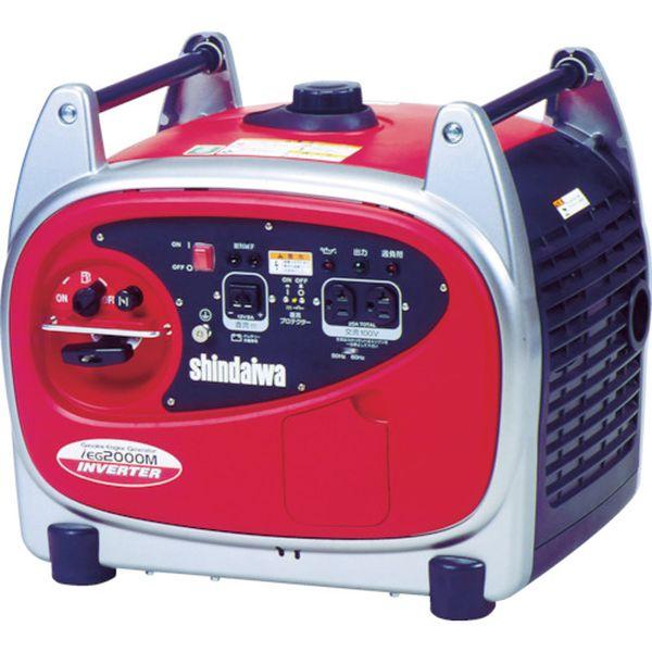 【メーカー在庫あり】 (株)やまびこ 新ダイワ 防音型インバーター発電機 2.0kVA IEG2000M-Y HD