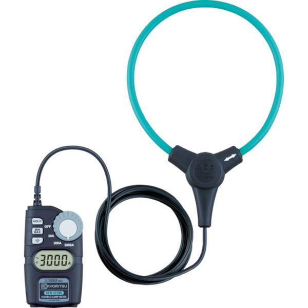 【メーカー在庫あり】 共立電気計器(株) KYORITSU フレキシブルクランプメータKEW2210R KEW2210R HD