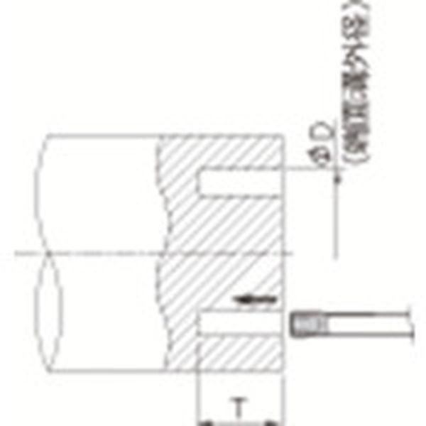 【メーカー在庫あり】 KFTBR651004S 京セラ(株) 京セラ 溝入れ用ホルダ KFTBR65100-4S HD店