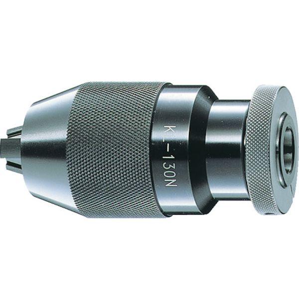 メーカー在庫あり トラスコ中山 安値 株 海外限定 TRUSCO KL-130N ツカミ能力0.5~13mm HD ニューキーレスチャック