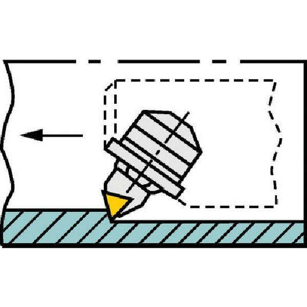【メーカー在庫あり】 サンドビック(株) サンドビック T-Max Uファインボーリングユニット L148C-33-1102 HD
