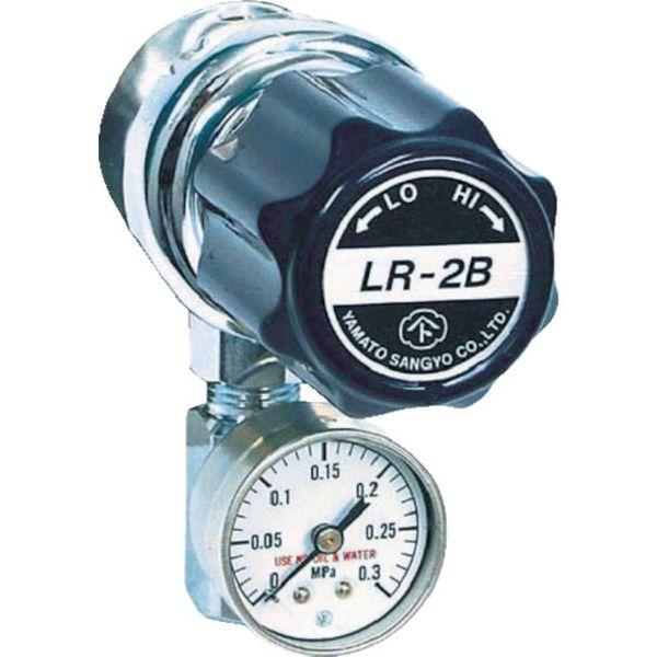 【メーカー在庫あり】 大和製衡(株) ヤマト 分析機用ライン圧力調整器 LR-2B L9タイプ LR2BRL9TRC HD店
