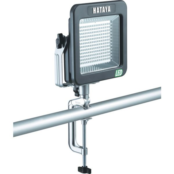【メーカー在庫あり】 (株)ハタヤリミテッド ハタヤ 充電式LEDケイ・ライト バイス付アームセットタイプ LWK-10V HD