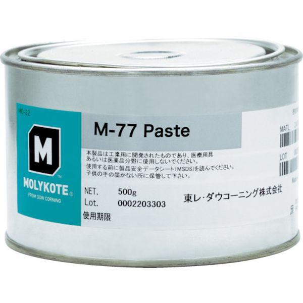 【メーカー在庫あり】 東レ・ダウコーニング(株) モリコート ペースト M-77ペースト 500g M77-05 HD