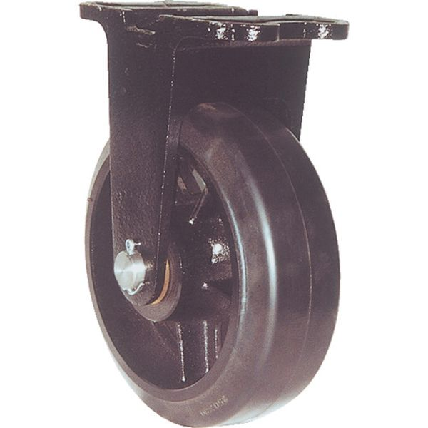【メーカー在庫あり】 (株)ヨドノ ヨドノ 鋳物重量用キャスター MHA-MK150X75 HD