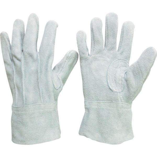 【メーカー在庫あり】 ミドリ安全(株) ミドリ安全 牛床革手袋 外縫 12双入 MT-102 MT-102 HD
