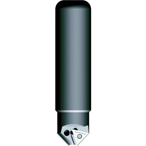 富士元工業(株) 富士元 面取りカッター 25° シャンクφ32 ロングタイプ NK2535TL HD