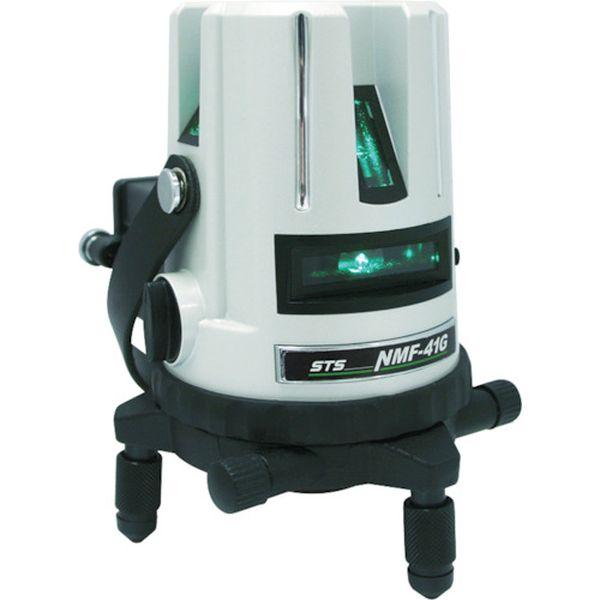【メーカー在庫あり】 STS(株) STS グリーンレーザー墨出器 NMF-41G NMF-41G HD