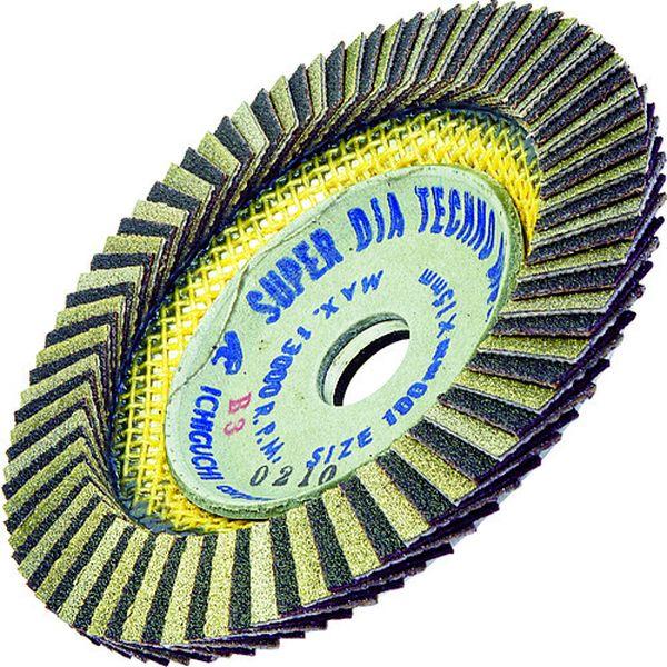 【メーカー在庫あり】 (株)イチグチ AC スーパーダイヤコンビネーションディスク 100X15#100 SDCD10015-100 HD