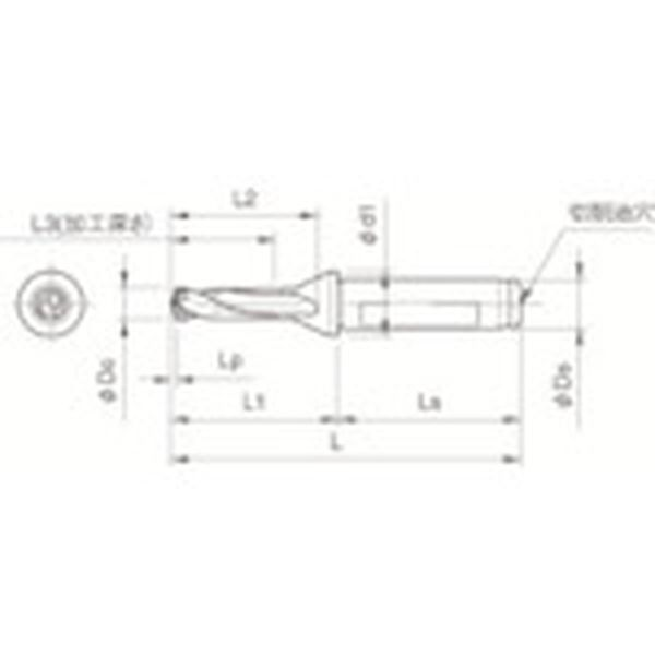 【メーカー在庫あり】 SF12DRC085M3 京セラ(株) 京セラ ドリル用ホルダ SF12-DRC085M-3 HD店