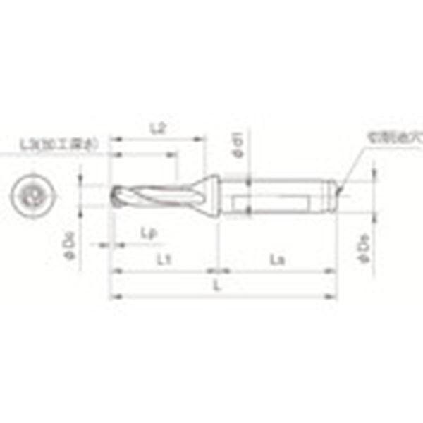 【メーカー在庫あり】 SF16DRC100M3 京セラ(株) 京セラ ドリル用ホルダ SF16-DRC100M-3 HD店