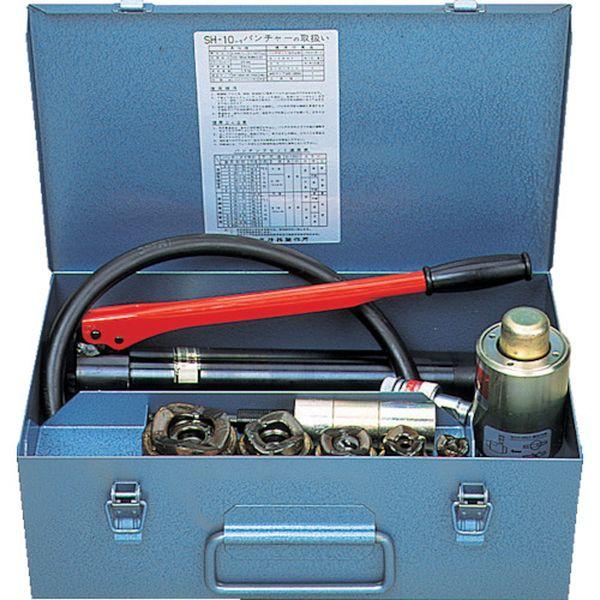 【メーカー在庫あり】 SH101AP (株)泉精器製作所 泉 手動油圧式パンチャ SH10-1-AP HD店