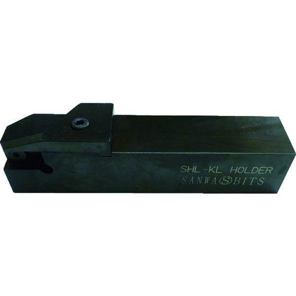 【メーカー在庫あり】 SHLKL 三和金属工業所 三和 外径ネジ切チップ用ホルダー SHL-KL HD店