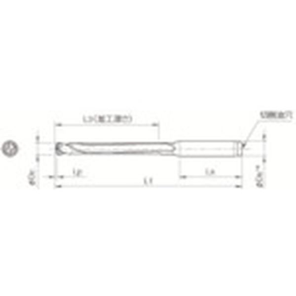 【メーカー在庫あり】 SS10DRC090M8 京セラ(株) 京セラ ドリル用ホルダ SS10-DRC090M-8 HD店