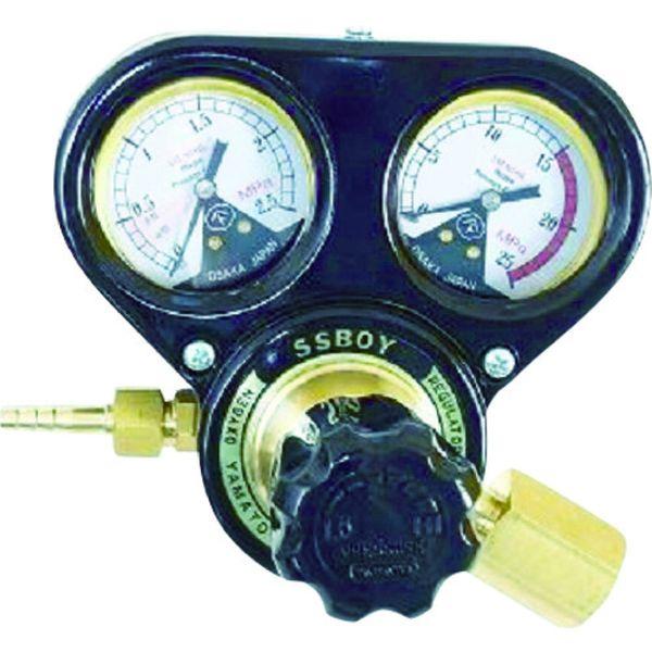 【メーカー在庫あり】 大和製衡(株) ヤマト 酸素用圧力調整器 SSボーイ(関東式) SSBOYOXE HD