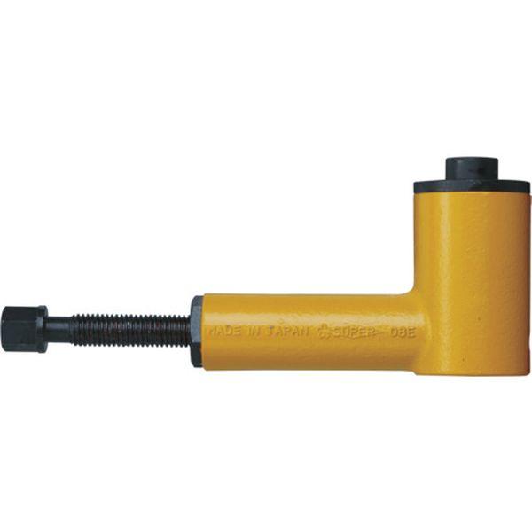 【メーカー在庫あり】 (株)スーパーツール スーパー パワープッシャー(試験荷重:80K・N)ストローク:15mm SW8N HD店