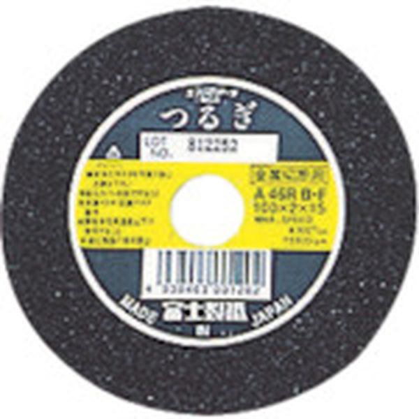 【メーカー在庫あり】 富士製砥(株) 富士 切断砥石つるぎ255X3X25.4 25枚入り T255 HD