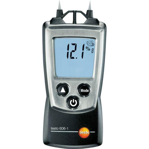 【メーカー在庫あり】 (株)テストー テストー ポケットライン材料水分計 TESTO606-1 TESTO-606-1 HD