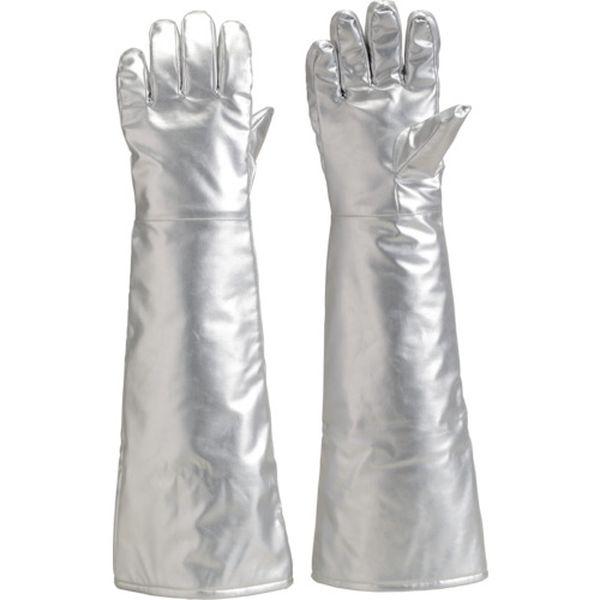 【メーカー在庫あり】 TMT767FA トラスコ中山(株) TRUSCO 遮熱・耐熱手袋 ロング TMT-767FA HD店