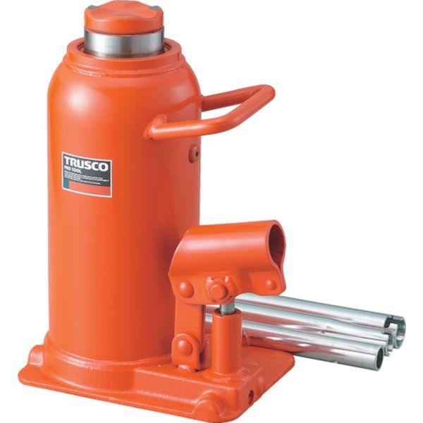 メーカー在庫あり トラスコ中山 株 TRUSCO 油圧ジャッキ 30トン TOJ-30 HD 誕生日 イベント 法要 特価