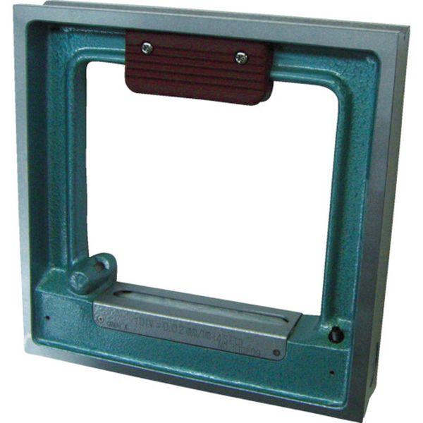 【メーカー在庫あり】 トラスコ中山(株) TRUSCO 角型精密水準器 A級 寸法200X200 感度0.02 TSL-A2002 HD
