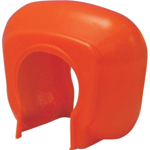 【メーカー在庫あり】 トラスコ中山(株) TRUSCO 単管クランプカバー 100個入 オレンジ TTCK-OR HD