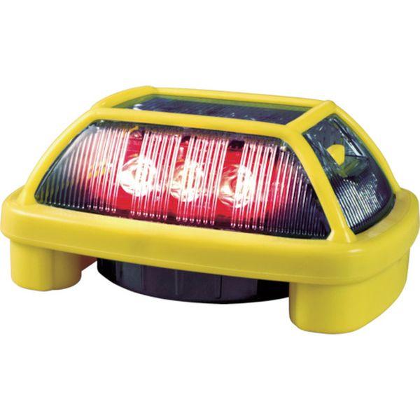 【メーカー在庫あり】 (株)日惠製作所 NIKKEI ニコハザード VK16H型 LED警告灯 赤 VK16H-004H3R HD