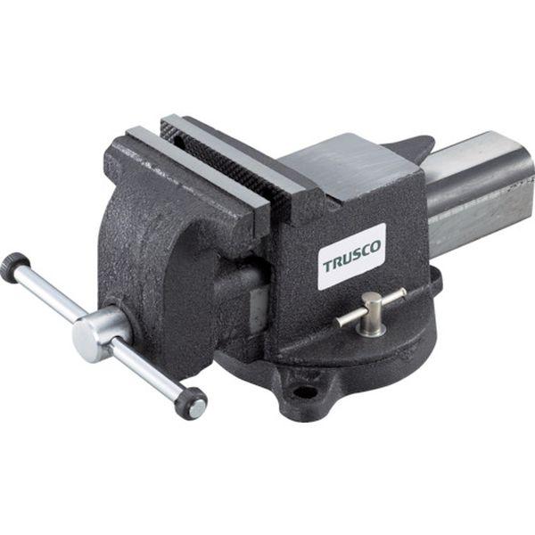 【メーカー在庫あり】 VRS080N トラスコ中山(株) TRUSCO 回転台付アンビルバイス 80mm VRS-080N HD店