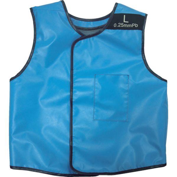 【メーカー在庫あり】 (株)アイテックス アイテックス 放射線防護衣セット 3L XRG-A-102-3L HD
