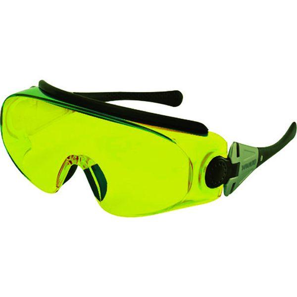 【メーカー在庫あり】 YL760LDYAG 山本光学(株) スワン レーザ光用一眼型保護めがね YL-760 LD-YAG HD店