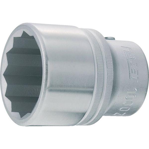 【メーカー在庫あり】 1000Z55 HAZET社 HAZET ソケット(12角タイプ・差込角19mm) 1000Z-55 HD店