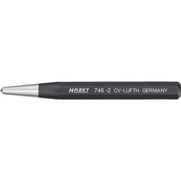 メーカー在庫あり 低価格 7462 HAZET社 HAZET 全品送料無料 センターポンチ 746-2 HD店