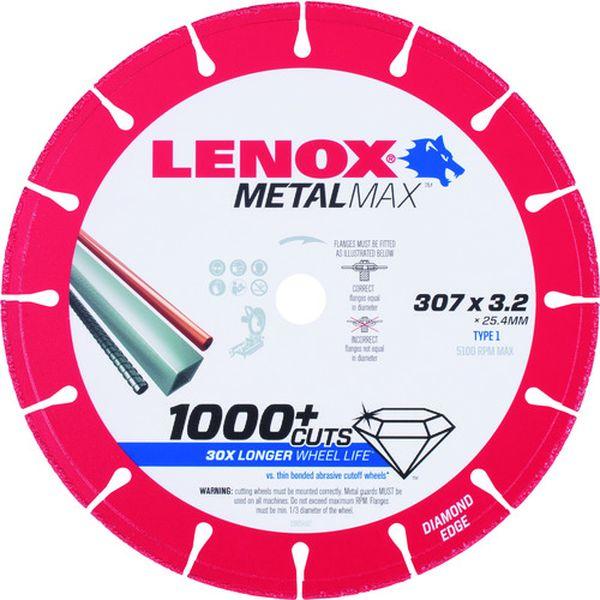 【メーカー在庫あり】 LENOX社 LENOX メタルマックス307mm 1985497 HD店