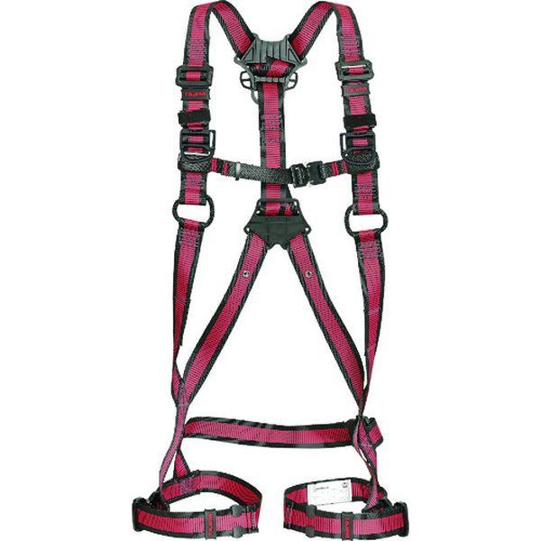 【メーカー在庫あり】 AZAMLRE (株)TJMデザイン タジマ ハーネスZA ライン赤 M AZAM-LRE HD店