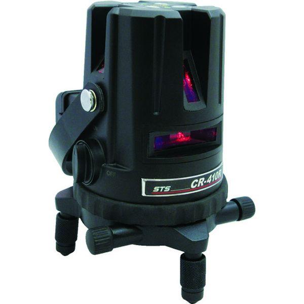 【メーカー在庫あり】 CR410R STS(株) STS 高輝度レーザー墨出器 CR-410R HD店